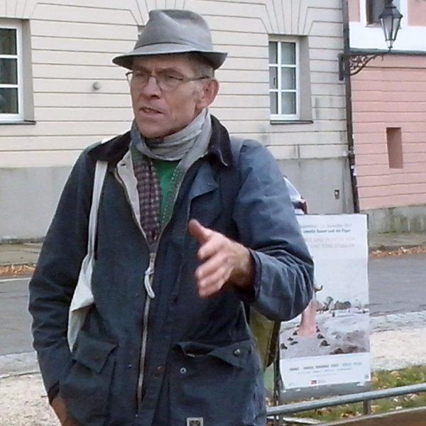 """Workshop """"Die essbare Stadt"""" mit Maurice Maggi"""