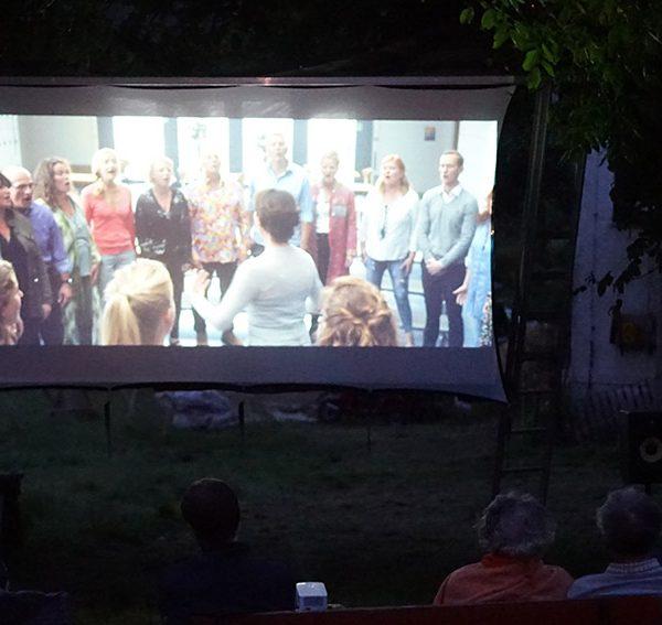 Filmnacht in Unteröd